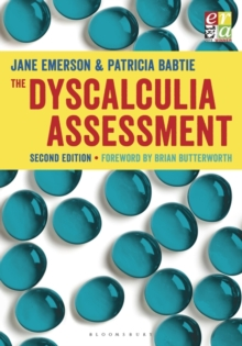 The Dyscalculia Assessment, Paperback Book