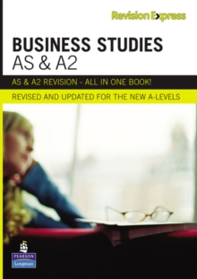 Revision Express AS and A2 Business Studies, Paperback Book