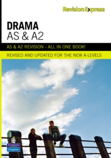 Revision Express AS and A2 Drama, Paperback Book