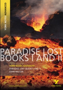 Paradise Lost: York Notes Advanced, Paperback Book