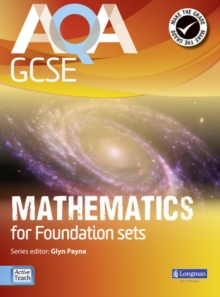 AQA GCSE Mathematics for Foundation Sets Student Book, Paperback Book