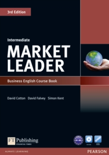 Market Leader Intermediate Coursebook, Mixed media product Book