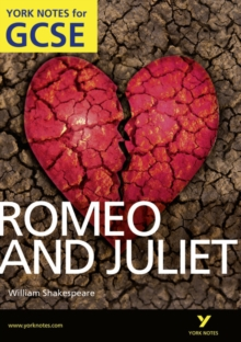 Romeo and Juliet: York Notes for GCSE (Grades A*-G), Paperback Book
