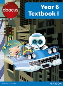 Abacus Year 6 Textbook 1, Paperback Book