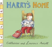 Harry's Home, Paperback Book