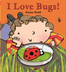 I Love Bugs, Paperback Book