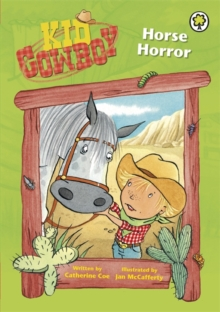 Horse Horror, Paperback Book