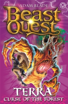 Terra, Curse of the Forest : Series 6 Book 5, Paperback Book
