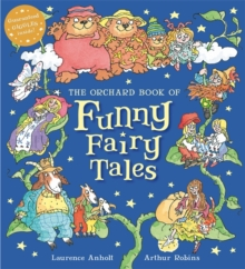 The Orchard Book of Funny Fairy Tales, Hardback Book
