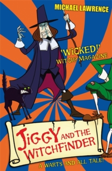 Jiggy and the Witchfinder, Paperback Book