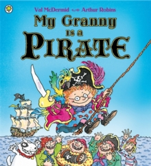 My Granny is a Pirate, Paperback Book