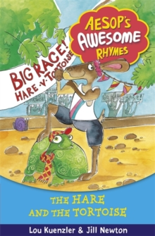 The Hare and the Tortoise, Paperback Book