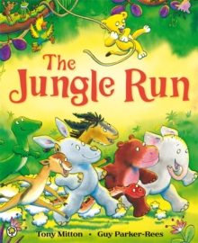 The Jungle Run, Paperback Book