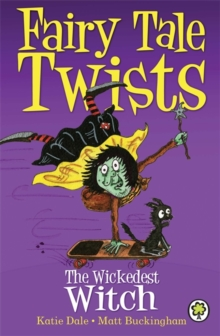 The Wickedest Witch, Paperback Book