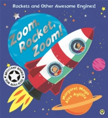 Zoom, Rocket, Zoom!, Paperback Book