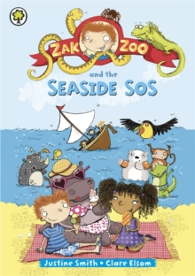 Zak Zoo and the Seaside SOS, Paperback Book
