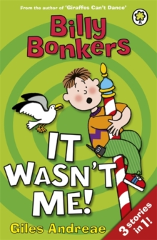 It Wasn't Me!, Paperback Book