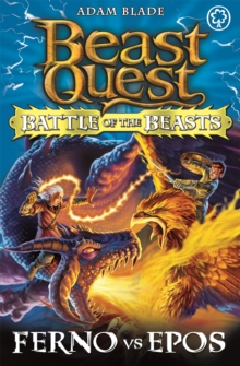 Battle of the Beasts: Ferno vs EPOS, Paperback Book