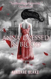 Anna Dressed in Blood, Paperback Book