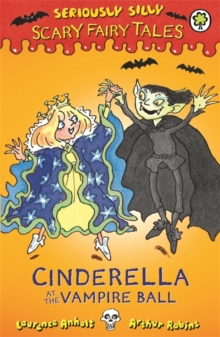 Cinderella at the Vampire Ball, Paperback Book