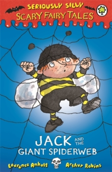 Jack and the Giant Spiderweb, Paperback Book
