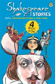 Shakespeare Stories, Paperback Book