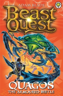 Quagos the Armoured Beetle : Series 15 Book 4, Paperback Book