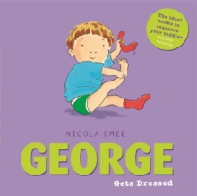 George Gets Dressed, Paperback Book