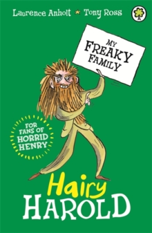 Hairy Harold, Paperback Book