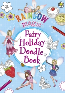 Fairy Holiday Doodle Book, Paperback Book