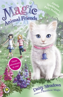 Amelia Sparklepaw's Party Problem : Special 2, Paperback Book