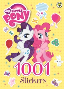 1001 Stickers, Paperback Book