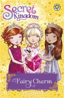 Fairy Charm, Paperback Book