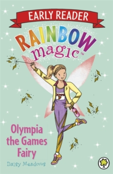 Olympia the Games Fairy : Special, Paperback Book
