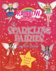 My Sparkling Fairies Collection, Hardback Book