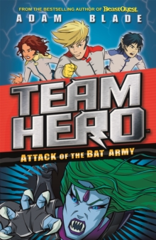 Attack of the Bat Army : Series 1, Book 2, Paperback Book