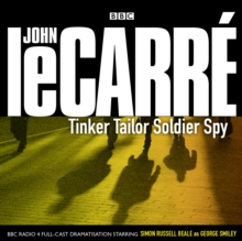 Tinker Tailor Soldier Spy, CD-Audio Book