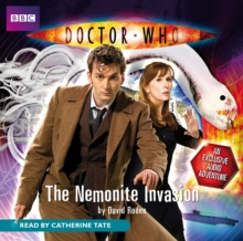 Doctor Who: The Nemonite Invasion, CD-Audio Book