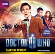 Doctor Who: Darkstar Academy, CD-Audio Book