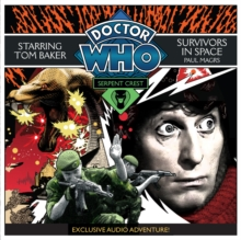 Doctor Who Serpent Crest 5: Survivors In Space, CD-Audio Book
