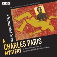 A Reconstructed Corpse : A Charles Paris Mystery, CD-Audio Book