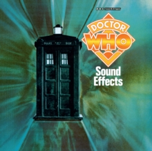 Doctor Who: Sound Effects, CD-Audio Book