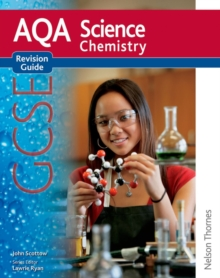 AQA Science GCSE Chemistry Revision Guide (2011 specification), Paperback Book
