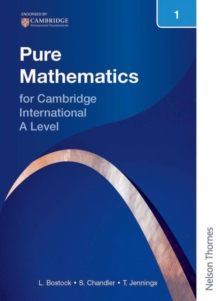 Nelson Pure Mathematics 1 for Cambridge International A Level, Paperback Book