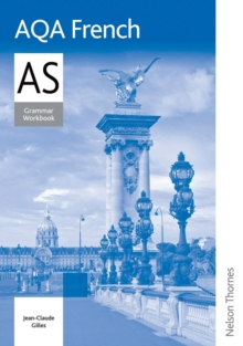 AQA AS French Grammar Workbook, Paperback Book