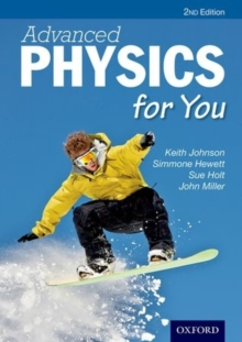 Advanced Physics For You, Mixed media product Book