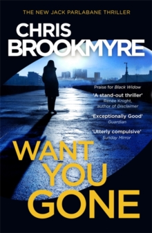 Want You Gone, Hardback Book