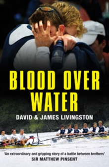 Blood Over Water, Paperback Book