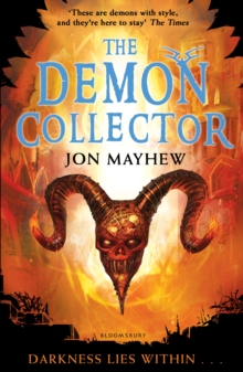 The Demon Collector, Paperback Book