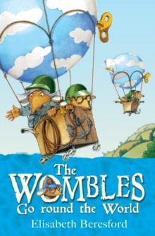 The Wombles Go Round the World, Paperback Book
